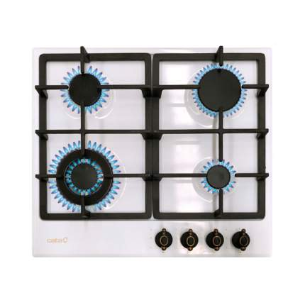 Встраиваемая газовая панель Cata RGI 6031 WH White