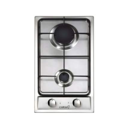 Встраиваемая газовая панель Cata GI 302 A CdB Silver