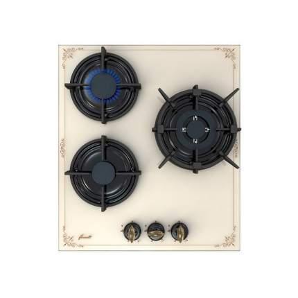 Встраиваемая газовая панель Fornelli PGA 45 ANIMA IV Ivory