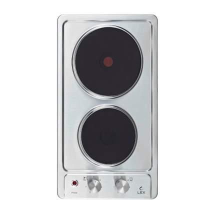 Встраиваемая электрическая панель Lex EVS 320 IX Inox