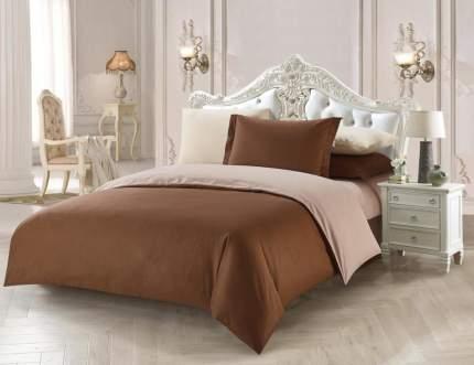 Постельное белье сатин Tango Life Style 1014-LS08 Евро 2 наволочки