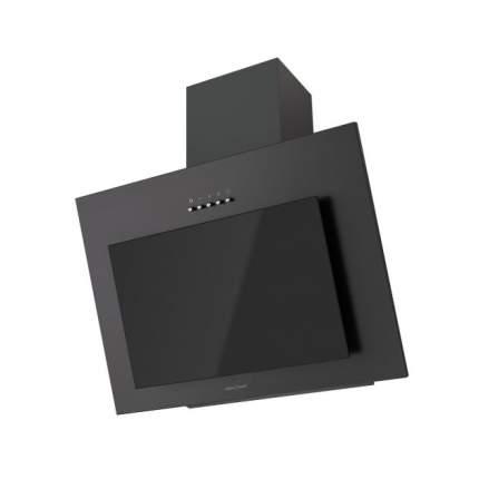 Вытяжка наклонная Krona FIONA 600 BLACK PB Black