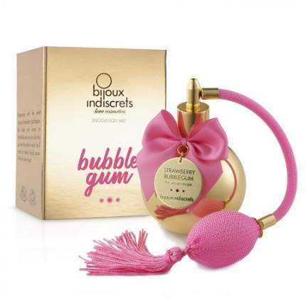 Спрей для тела Bijoux Indiscrets увлажняющий Bubble Gum Body Mist 100 мл