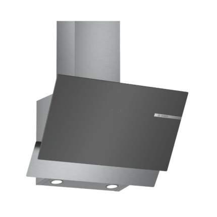 Вытяжка наклонная Bosch Serie 4 DWK65AD70R Grey