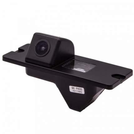 Камера заднего вида BlackMix для Mitsubishi Pajero (2006-2013)