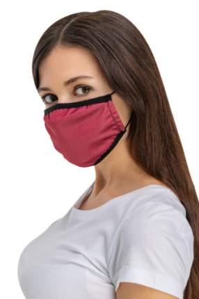 Многоразовая защитная маска Routemark красная 1 шт.