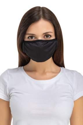 Многоразовая защитная маска Routemark Aero черная 1 шт.