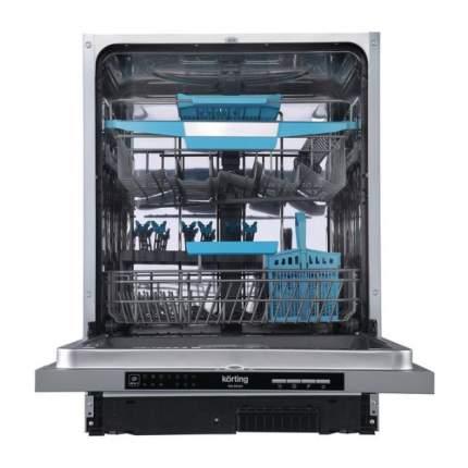 Встраиваемая посудомоечная машина Korting KDI 60340 Silver
