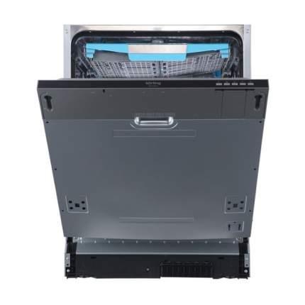 Встраиваемая посудомоечная машина Korting KDI 60575 Silver