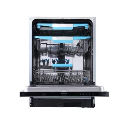 Встраиваемая посудомоечная машина 60 см Korting KDI 60980 Silver