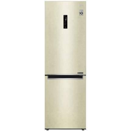 Холодильник LG GA-B459MEQZ Beige