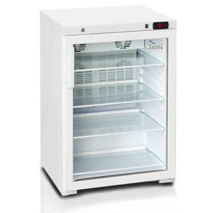 Холодильная витрина Бирюса B 154 DNZ White