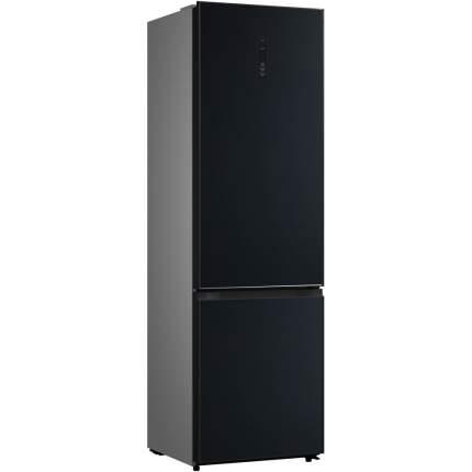 Холодильник Korting KNFC 62017 GN Black