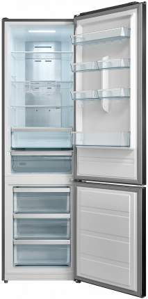 Холодильник Korting KNFC 62017 X Inox