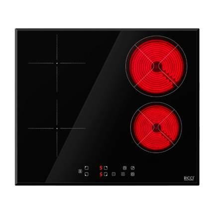 Встраиваемая индукционная панель RICCI DCL-DA46501B Black