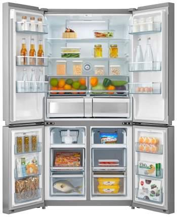 Холодильник Midea MRC519WFNX Silver