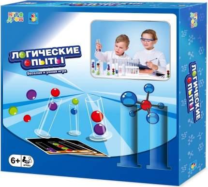 Настольная игра Логические опыты 1 Toy Т16694