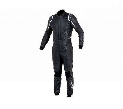 Комбинезон для автоспорта, FIA, черный, р-р 50 Alpinestars 3354016_10_50