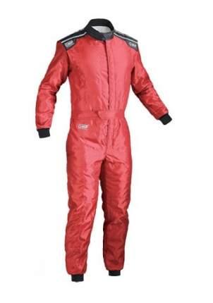 Комбинезон (CIK, level1) KS-4, красный, р-р XXL OMP Racing KK01724061XXL