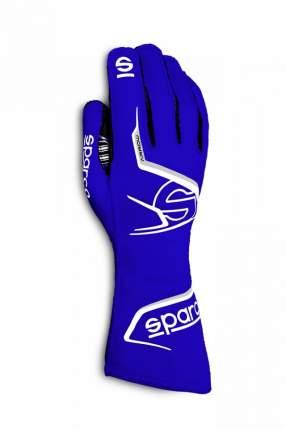 Перчатки для картинга ARROW 2020, синий/белый, р-р 8 Sparco 00255708BMBI