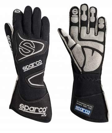 Перчатки для автоспорта (FIA) TIDE RG-9, черный, р-р 09 Sparco 00135509NR