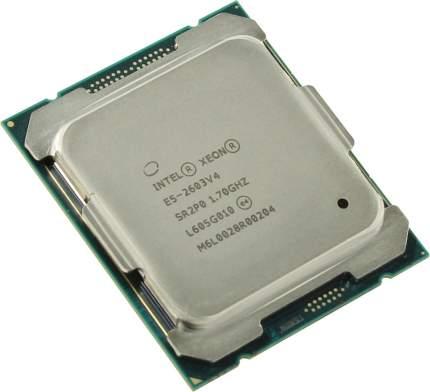 Процессор Intel Xeon E5-2603v4 1.7GHz 15Mb LGA2011-3 OEM
