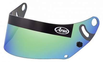 Визор для шлема GP-6/GP-6S/SK-6, зеленый зеркальный тонированный Arai 1350
