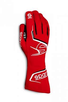 Перчатки для картинга ARROW 2020, красный/белый, р-р 7 Sparco 00255707RSBI