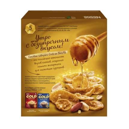 Готовый завтрак Gold honey nut flakes 300 г