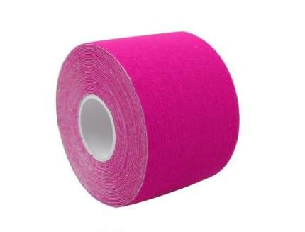 Кинезио лента 5 м*5 см, розовая