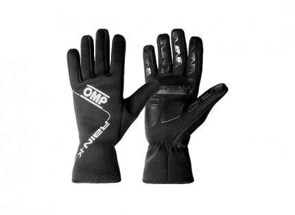 Перчатки RAIN K, неопрен (дождь), черный, р-р XXS OMP Racing KK02739071XXS