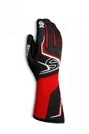 Перчатки для картинга TIDE K 2020, красный/чёрный, р-р 10 Sparco 0028610RSNR