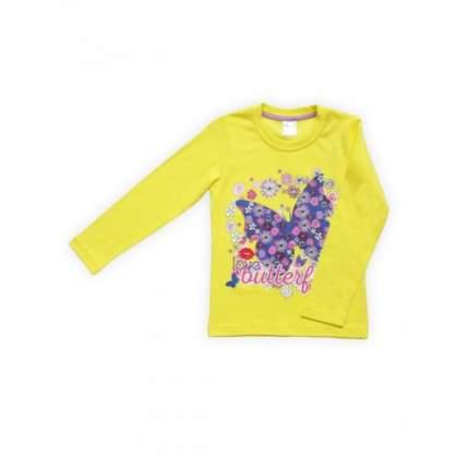Джемпер для девочек Bella veza, цв. желтый, р-р 128