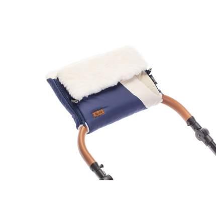 Муфта меховая для коляски Nuovita Cosmo Bianco