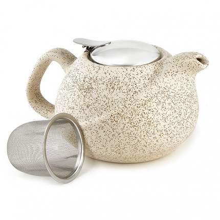 Чайник заварочный Rosario 19-007 с металлическим фильтром 800 мл