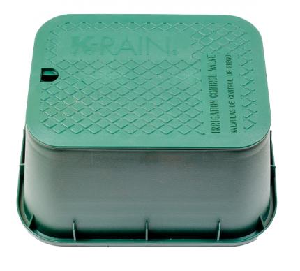 Короб для клапанов K-Rain , прямоугольный, 12 ''