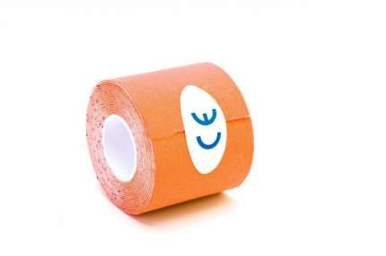 Кинезио лента 5 м*5 см, оранжевая