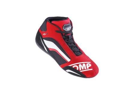 Ботинки для картинга KS-3, красный/черный/белый, р-р 41 OMP Racing IC/81306041