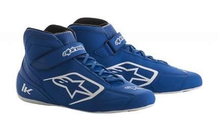 Ботинки для картинга TECH 1-K, синий/белый, р-р 38 (6) Alpinestars 2712018_72_6