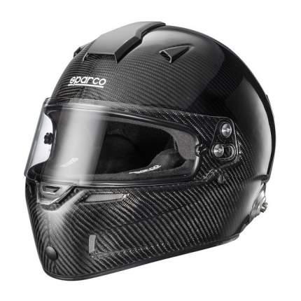 Шлем для автоспорта SKY RF-7W закрытый, FIA, HANS, карбон, р-р L Sparco 0033444L