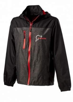 """Куртка мужская """"Nordschleife"""" черный/серый меланж р-р M Nurburgring 106128601006"""