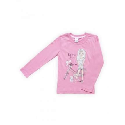 Джемпер для девочек Bella veza, цв. розовый, р-р 128