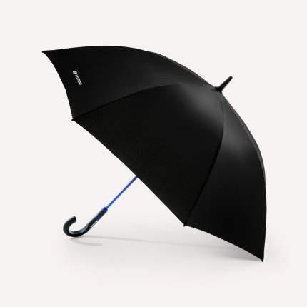 Зонт-трость с лого genesis Hyundai-Kia R8480AC541G r112 см черный