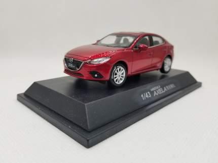 Металлическая модель Mazda 38BM99850G 1:43 седан металл