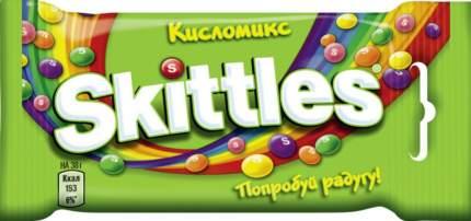 Драже Skittles кисломикс 38 г