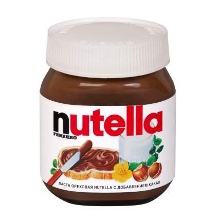 Паста шоколадная Nutella с добавлением какао 350 г