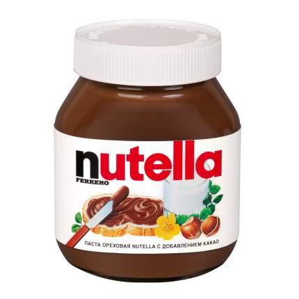 Паста шоколадная Nutella с добавлением какао 630 г