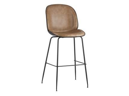 Барный стул STOOL GROUP Турин, черный/бежевый