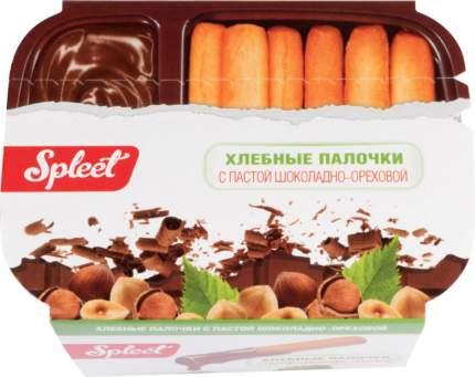 Хлебные палочки Spleet с пастой шоколадно-ореховой 80 г
