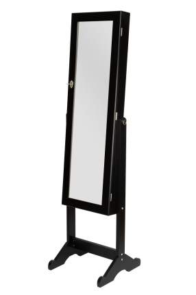 Зеркало-шкаф BORTEN FYS51209 black